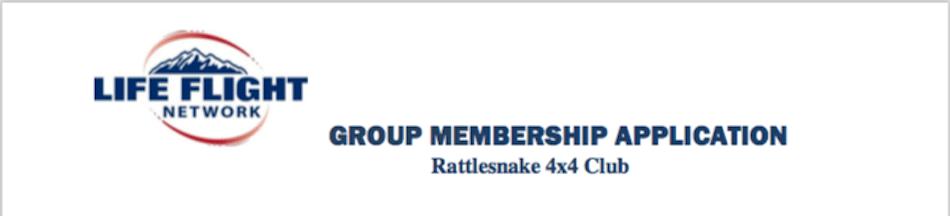 Life Flight Network Membership